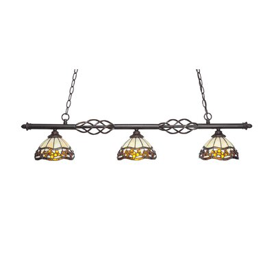 Elegant� 3-Light Kitchen Island Pendant