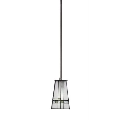 Eurig Graphite 1-Light Mini Pendant