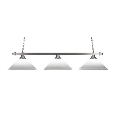 Chinar 3-Light Kitchen Island Pendant