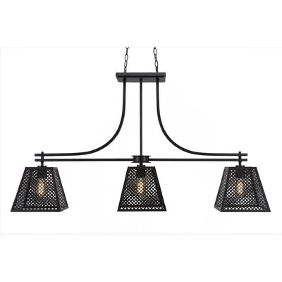 Giusto 3-Light Kitchen Island Pendant