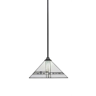 Kinser Chain/Square 1-Light Mini Pendant