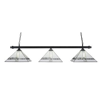 Kasturi 3-Light Kitchen Island Pendant