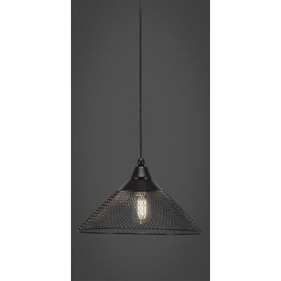 Sharleen Cord 1-Light Mini Pendant