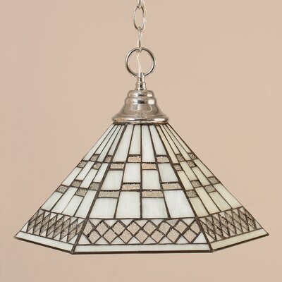 1-Light Downlight Pendant