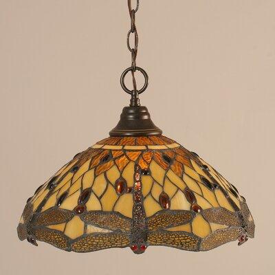 1-Light Downlight Pendant