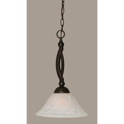 Blankenship Contemporary 1-Light Pendant