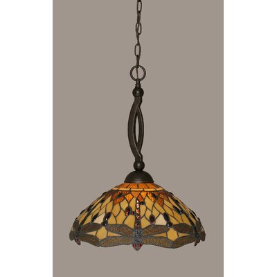 Quinn 1-Light Pendant