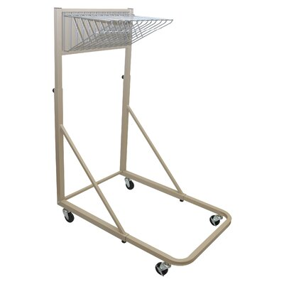 Rolling Hanging File Stand