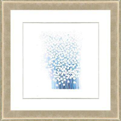'Garden IV' Framed Graphic Art 1019-23