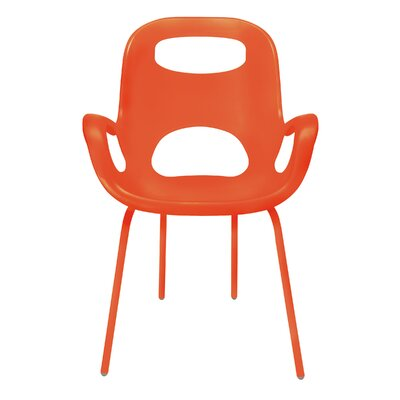 OH Lounge Chair Upholstery: Orange