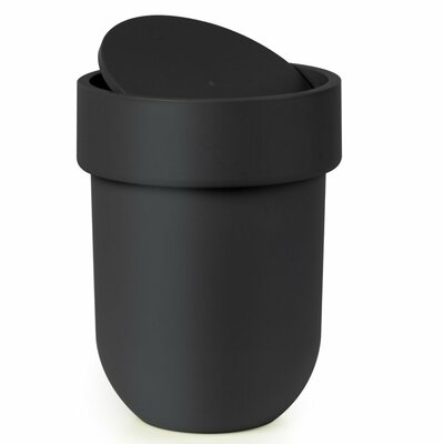 Umbra Touch 2 Gallon Swing-Top Plastic Trash Can 023269-660