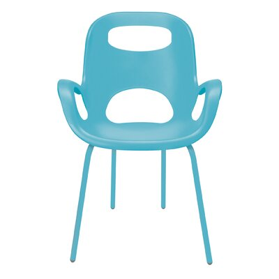 OH Lounge Chair Upholstery: Surf Blue