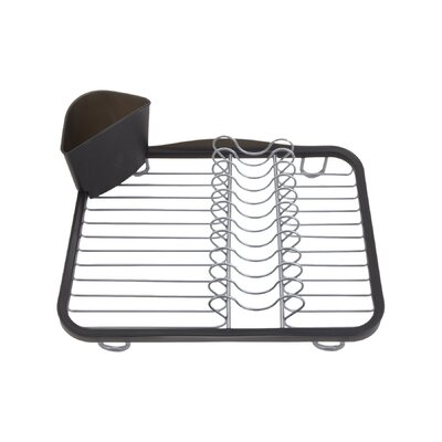 Sinkin Dish Rack Finish: Black