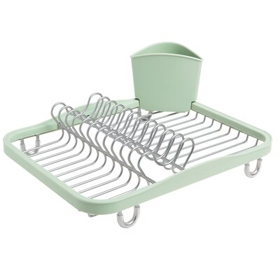 Sinkin Dish Rack Finish: Mint