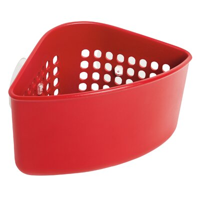 Cub Corner Sponge Caddy Finish: Red 330711-505