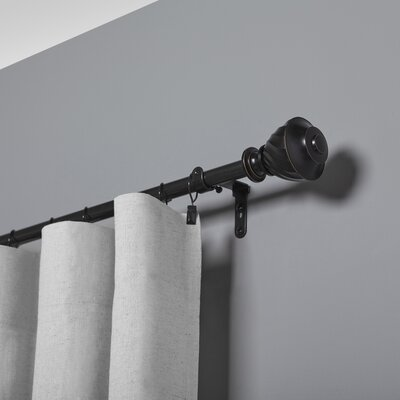 Umbra Roulette Single Curtain Rod 246592-871-REM