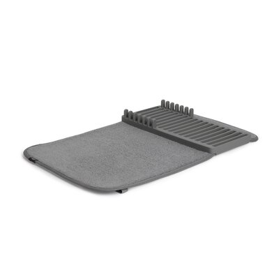 Umbra Udry Mini Dish Rack and Drying Mat 1004301-149