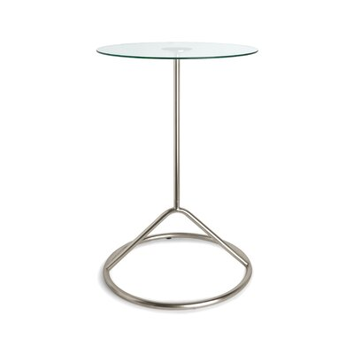 Loop End Table Finish: Nickel