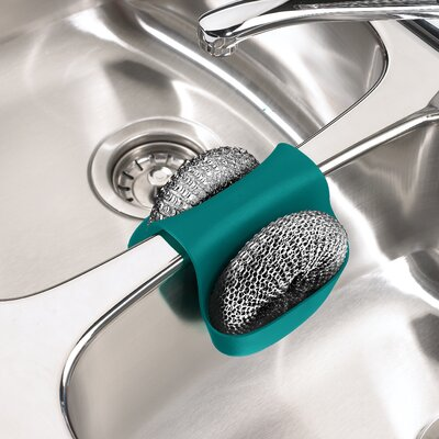 Saddle Sink Caddy (Set of 2) Finish: Teal