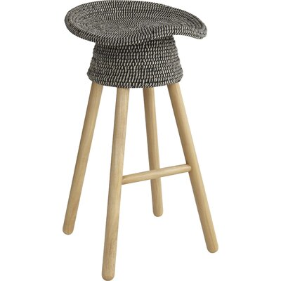 29 Bar Stool Finish: Gray