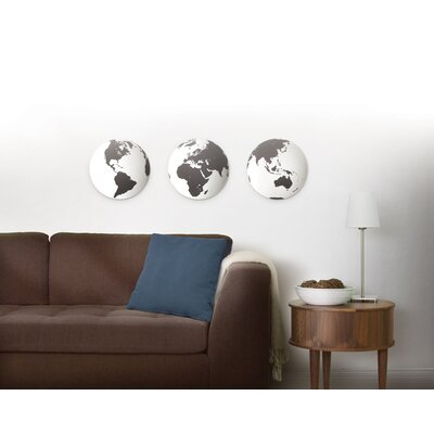 Umbra Folla Wall Décor (Set of 3) | AllModern