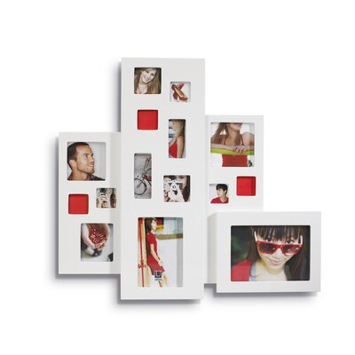 Buy Low Price Umbra Hotel Wall Mounted Multi Photo Frame | Picture ...