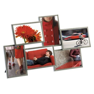 "4"" x 6"" Multi Picture Frame (Set of 3)"
