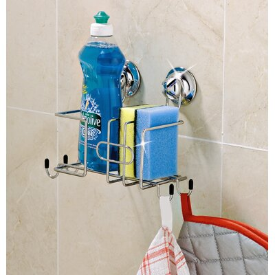 Suction Cup Kitchen Sink Caddy