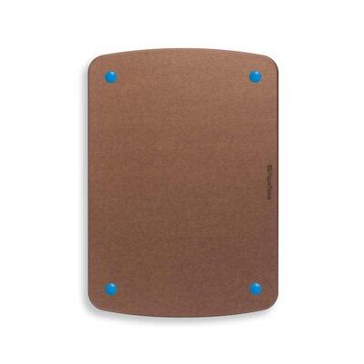 13 Acorn Cutting Board With Aqua Grip In Yellowstone