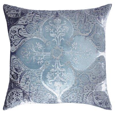 Persian Velvet Throw Pillow Color: Dusk