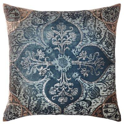 Persian Velvet Throw Pillow Color: Gun Metal