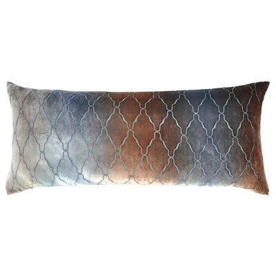 Arches Velvet Boudoir Pillow