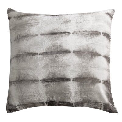 Rorschach Throw Pillow Color: Petwter