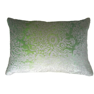 Garland Metallic Velvet Lumbar Pillow