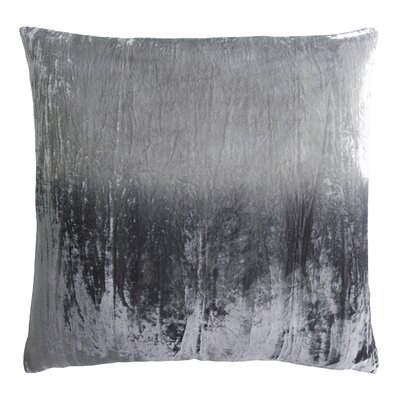 Dip Dye Velvet Pillow Color: Metallic