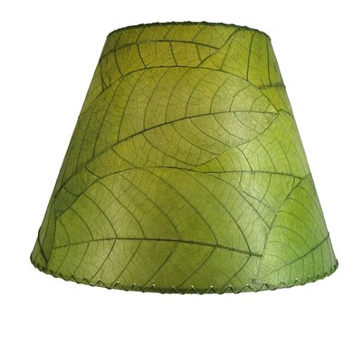 16 Cocoa Leaf Empire Lamp Shade Shade Color: Green