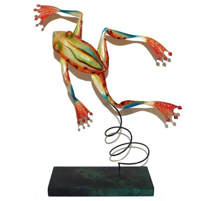 Table Frog Figurine m512013b
