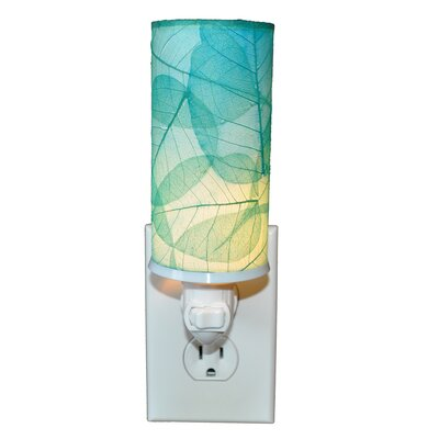 Cylinder Night Light Color: Sea Blue