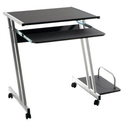 Computertisch | Büro > Bürotische > Computertische | Schwarzsilber | House Additions