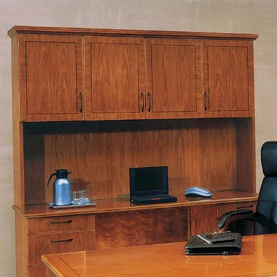 Belmont 50 H x 72 W Desk Hutch Finish: Executive Cherry Product Image 5812