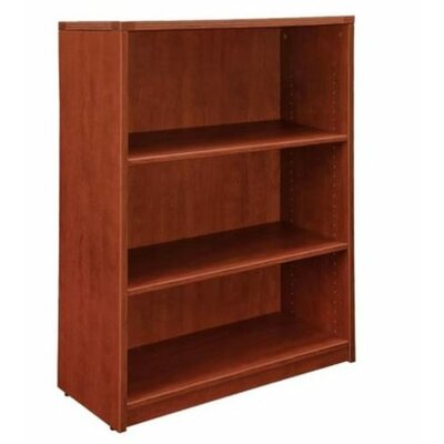 Fairplex 42 Bookcase Finish: Cognac Cherry image
