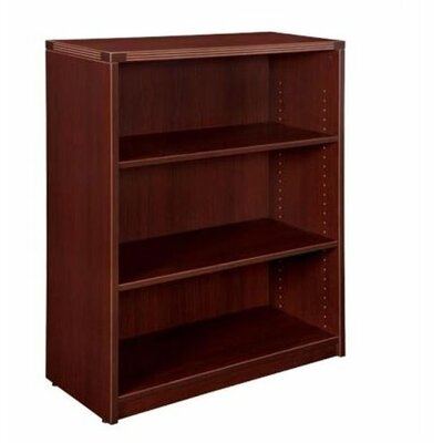 Fairplex 42 Bookcase Finish: Mahogany image
