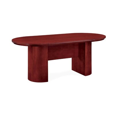 Saratoga 6' Oval Conference Table Finish: Pinot Cherry Product Image 117