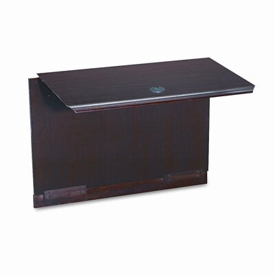Governors 30 H x 50 W Desk Bridge