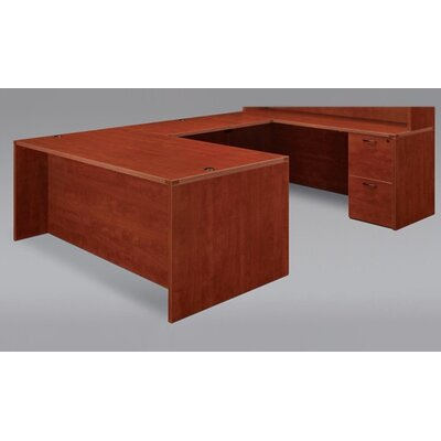 Right Left Executive U Shape Desk Office Suite Fairple Product Image 407