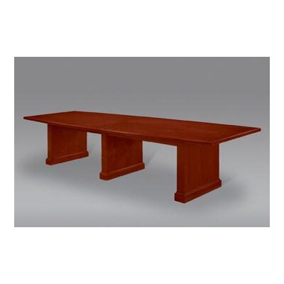 Belmont 12' Boat Shaped Conference Table Product Picture 2003