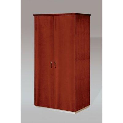 Pimlico Double Wardrobe Cabinet Fully Assembled Finish