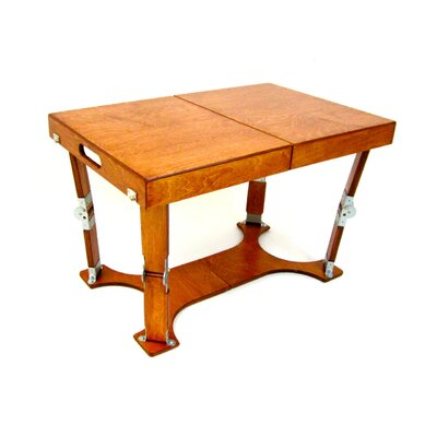 Alpharetta Portable Folding Coffee Table Color: Light Cherry