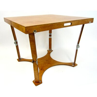 Puzzle Folding Bar Table Finish: Warm Oak