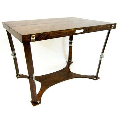 Picnic Folding Dining Table Finish: Light Cherry